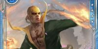 The Mighty Iron Fist