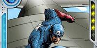 Front Line Captain America