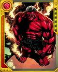 Enraged Father Red Hulk