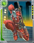 Merc with a Mouth Deadpool
