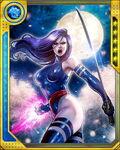 Psychic Katana Psylocke