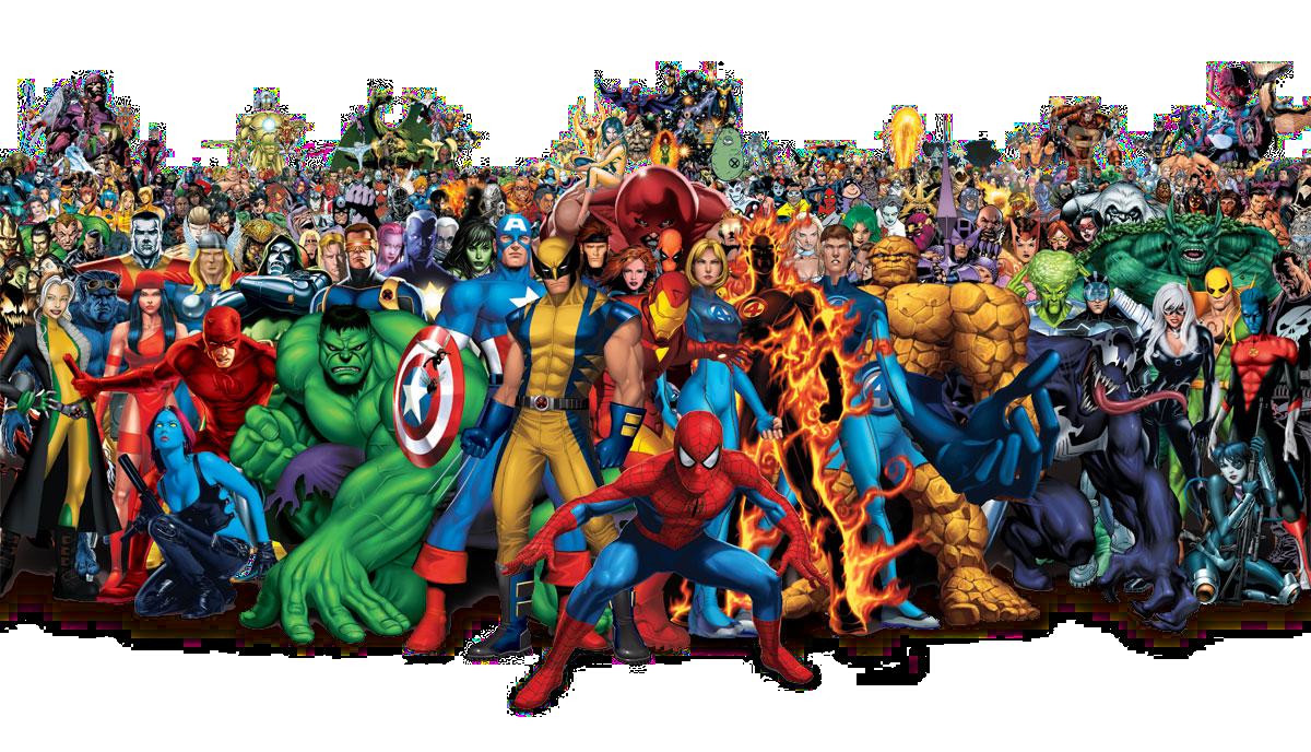 Personajes De Marvel: Categoría:Personajes