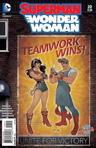 File:Superman Wonder Woman Vol 1 20 Variant.jpg