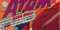 Major Mynah (Earth-One)
