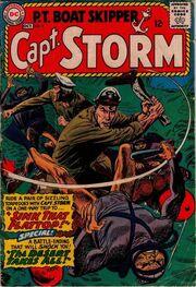 Captain Storm 9