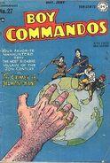 Boy Commandos 27