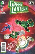 Green Lantern The Animated Series Vol 1 12