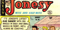 Jonesy/Covers