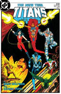 New Teen Titans Vol 2 1