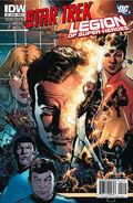 Star Trek Legion of Super-Heroes Vol 1 2