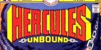 Hercules Unbound/Covers