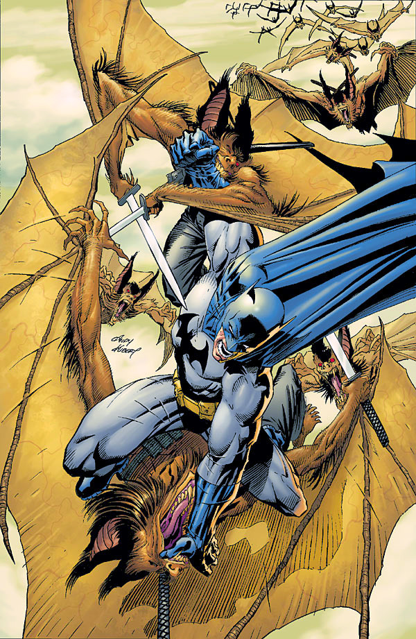 Man-Bat Commandos | DC Database | FANDOM powered by Wikia Manspider Vs Manbat