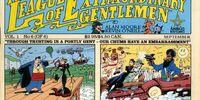 League of Extraordinary Gentlemen Vol 1 6