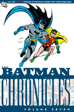 Cover for the Batman Chronicles Vol 7 Trade Paperback