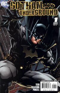 Gotham Underground 1