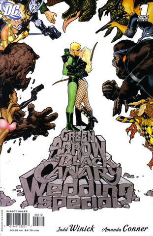 File:Green Arrow and Black Canary Wedding Special Variant.jpg