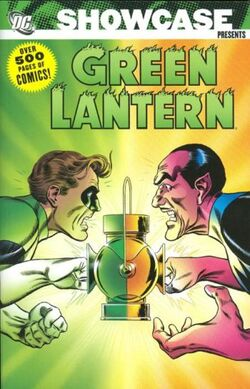 Cover for the Showcase Presents: Green Lantern Vol. 3 Trade Paperback