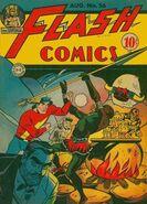 Flash Comics 56