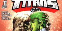 Blackest Night: Titans Vol 1