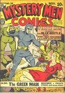 Mystery Men Comics Vol 1 28