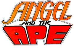 Angel and the Ape (1991) logo