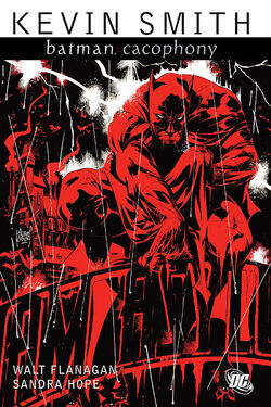 Cover for the Batman: Cacophony Trade Paperback