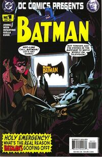 DC Comics Presents Batman 1