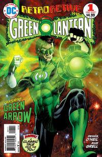 DC Retroactive Green Lantern 70s