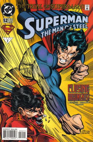 File:Superman Man of Steel Vol 1 52.jpg