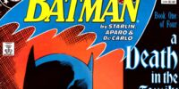 Batman: A Death in the Family/Gallery