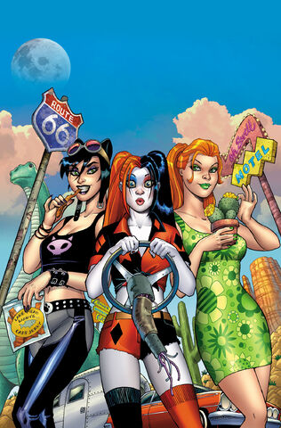 File:Harley Quinn Road Trip Special Vol 1 1 Textless.jpg