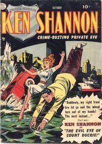 Ken Shannon Vol 1 1