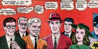 Mystery Analysts of Gotham City/Gallery
