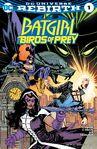 Batgirl and the Birds of Prey Vol 1 1