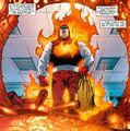 Human Flame 1