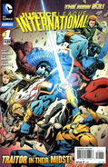 Justice League International Annual Vol 3 1