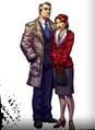 Thomas and Martha Wayne Arkhamverse