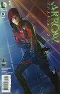 Arrow Season 2.5 Vol 1 12