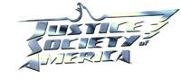 Justice Society of America Vol 3 Logo