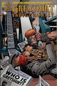Greyshirt Indigo Sunset Vol 1 1