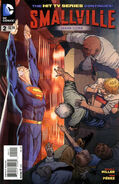 Smallville Season 11 Vol 1 2
