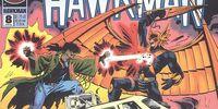 Hawkman Vol 3 8