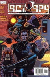 S.C.I. Spy Vol 1 1