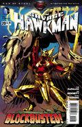 Savage Hawkman Vol 1 20