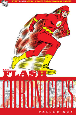 Cover for the The Flash Chronicles Vol. 1 Trade Paperback