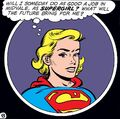 Supergirl Earth-One 007