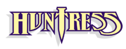 Huntress Vol 1 Logo