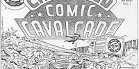 Cancelled Comic Cavalcade/Covers