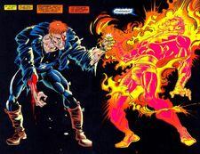 Guy Gardner vs Sinestro 01