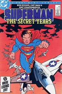Superman Secret Years 1